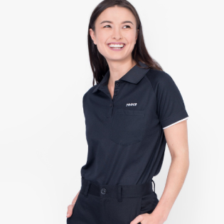 Reece uniform women's polo shirt designs to you